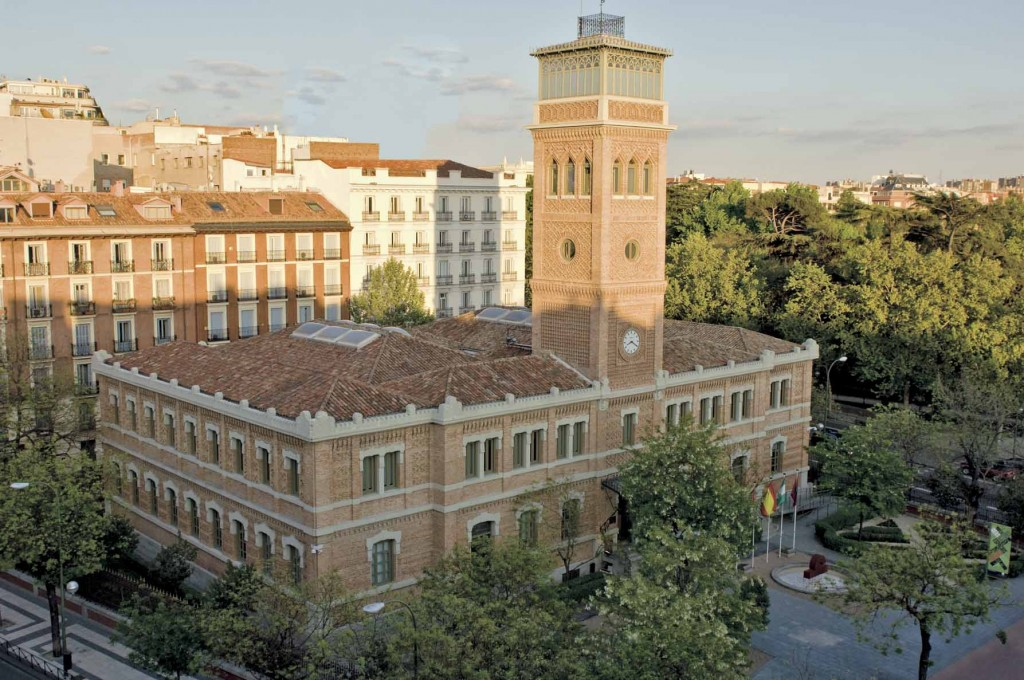Casa Arabe Madrid