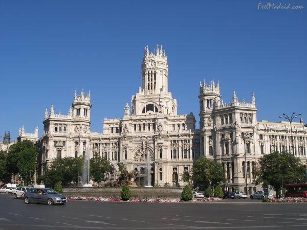 Palacio Telecomunicaciones