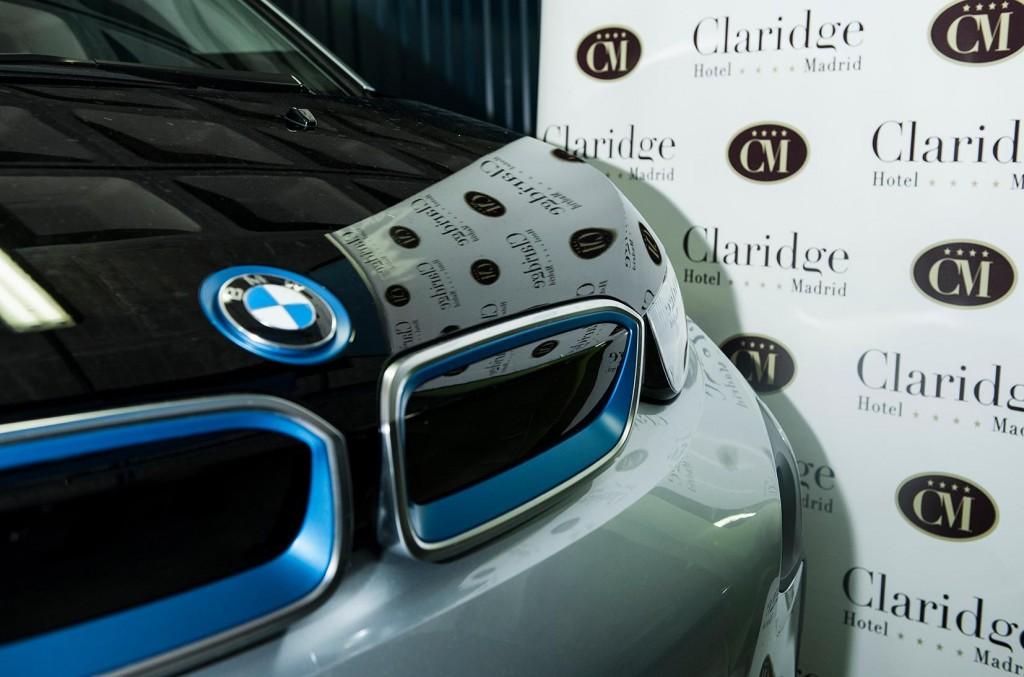 Parking Hotel Claridge