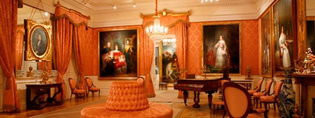 Museo Del Romanticismo Madrid.Museo Del Romanticismo En Madrid