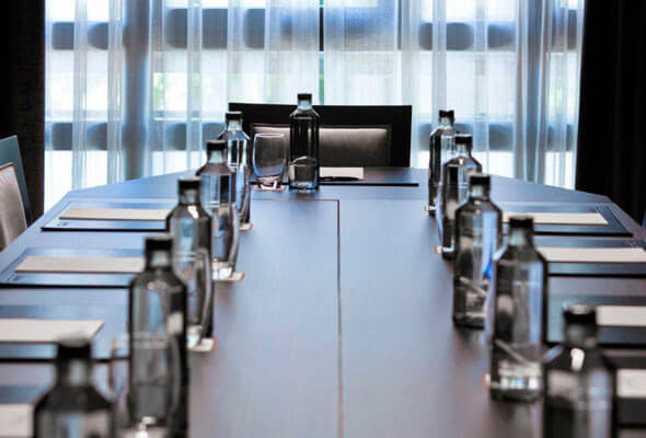 Business rooms for events